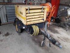 salg af Atlas Copco XAS 46 dieselkompressor