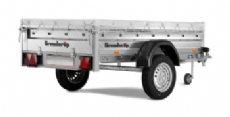 salg af Brenderup 2205 S W trailer