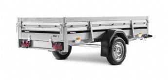 Brenderup 2260S trailer med tip