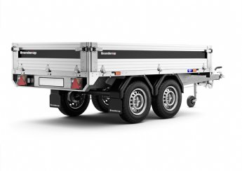 Brenderup 4260 ATB Trailer