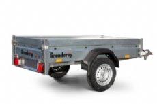 salg af Brenderup Basic trailer