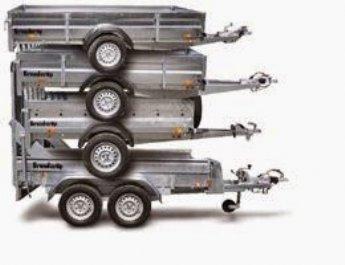 Brugte trailer & UDSALG