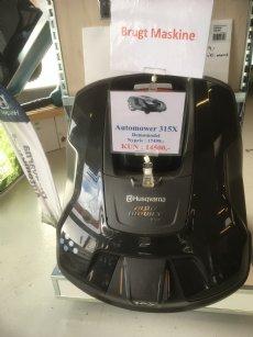 salg af Demo Automower 315 X