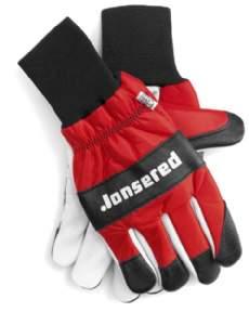 salg af Femfingret komforthandske med savværn jonsered beklædning