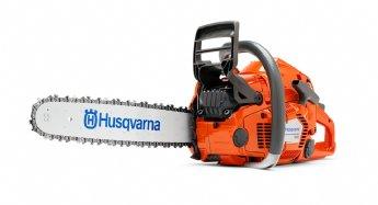 salg af Husqvarna 545 mark ll motorsav
