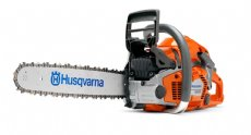 salg af Husqvarna 550 xp motorsav