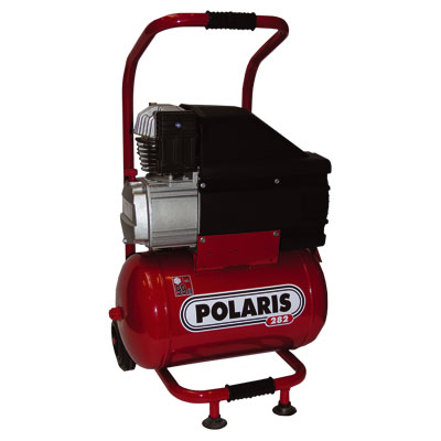 Polaris kompressor pris