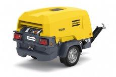 salg af Kompressor Diesel XAS 88 - 8 Bar udlejning