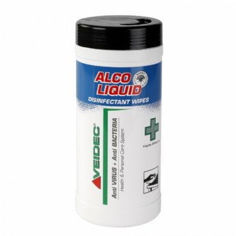 Veidec Alco liquid wipes